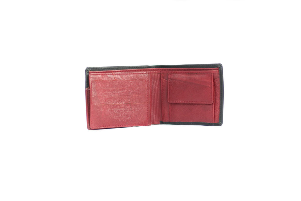 Camelide Morgan Leather Wallet Black 3