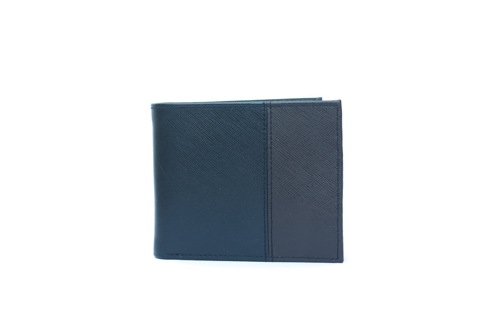 Camelide Percheron Leather Wallet Black 2