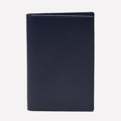 Percheron Passport Case Marine Blue