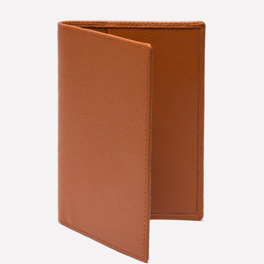 Percheron Passport Case Tan