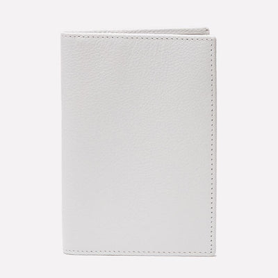 Percheron Passport Case White
