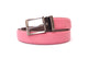 Ladies Pink Belt