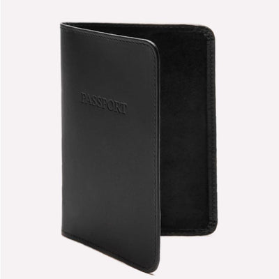 Lifestyle Passport Case Black