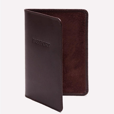 Lifestyle Passport Case Chestnut