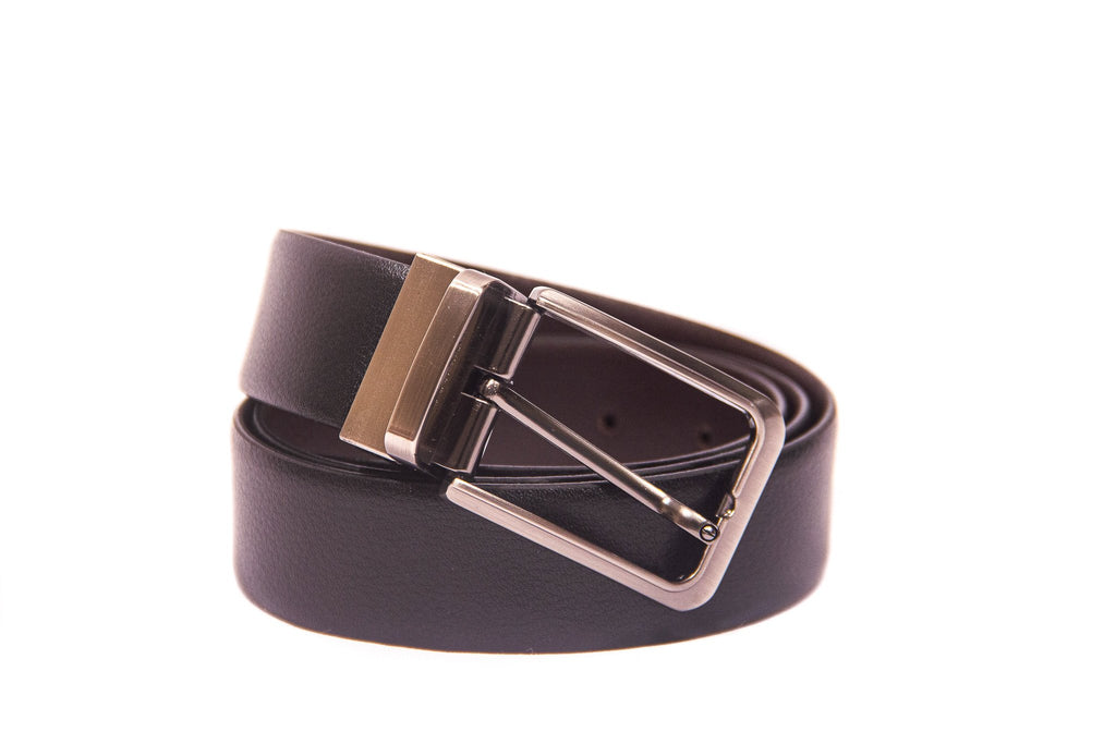 Men's Alce Reversible Leather Belt  1