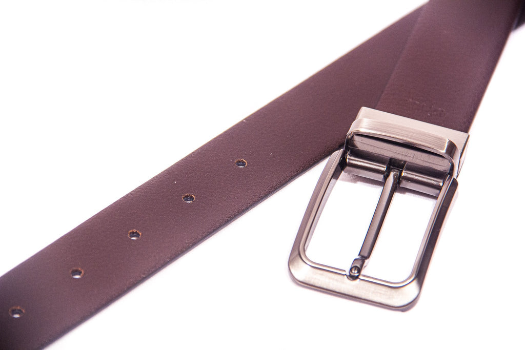Men's Alce Reversible Leather Belt  3
