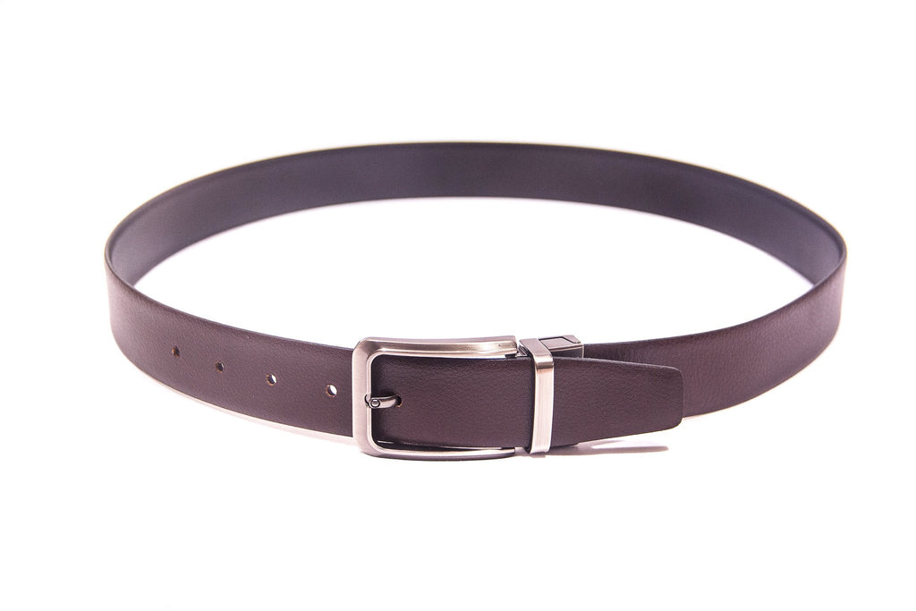 Men's Alce Reversible Leather Belt  4
