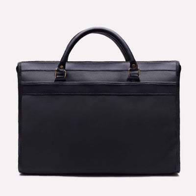 Women's Tennis Briefcase Bag Black