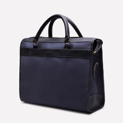 Women's Tennis Briefcase Bag, Marine Blue