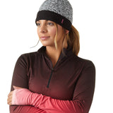 Ladies' CarbonASR™ Ponytail Beanie