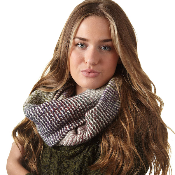 Ladies' Space-Dye Infinity Scarf