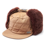 Men's Cotton Canvas Quilted Hat