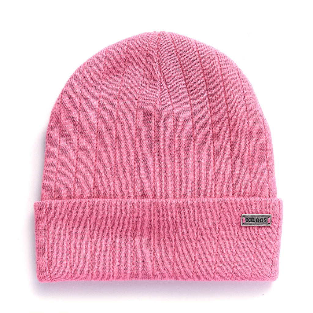 Ladies' Insulated Ribbed Cuff Cap