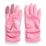 Ladies' Stretch Fleece Touch Glove