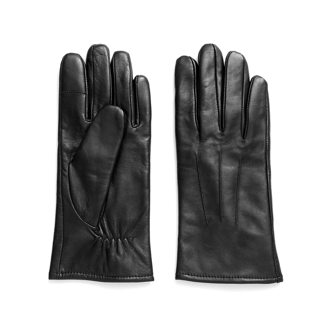 Ladies' Darted Leather Touch Glove