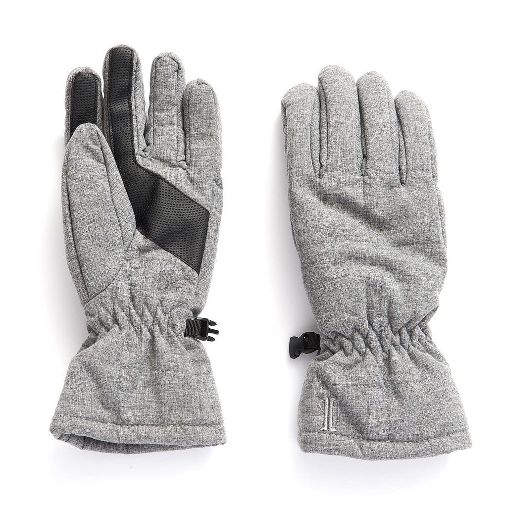 Ladies' Quilted Soft Shell Touch Ski Glove