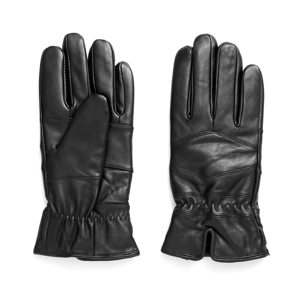 Ladies' Leather Diamond Touch Glove