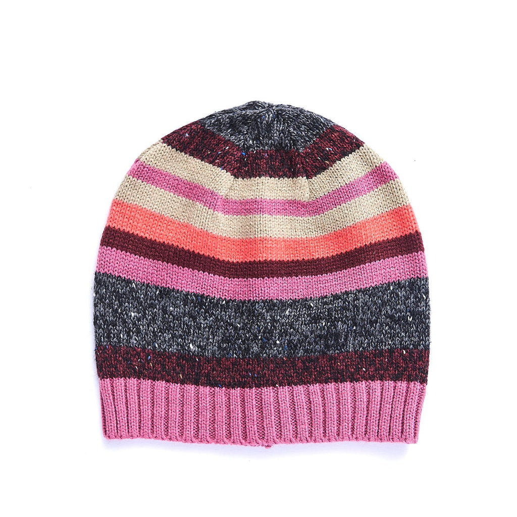 Ladies' Donegal Knit Beanie