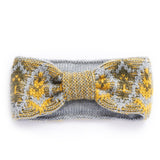 Ladies' Fair Isle Earband