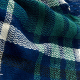 Ladies' Plaid Blanket Scarf