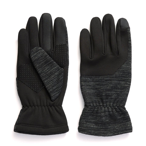 Men's Sweater Fleece Space Dye Glove