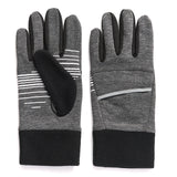 Men's Stretch Fleece Glove with Reflective