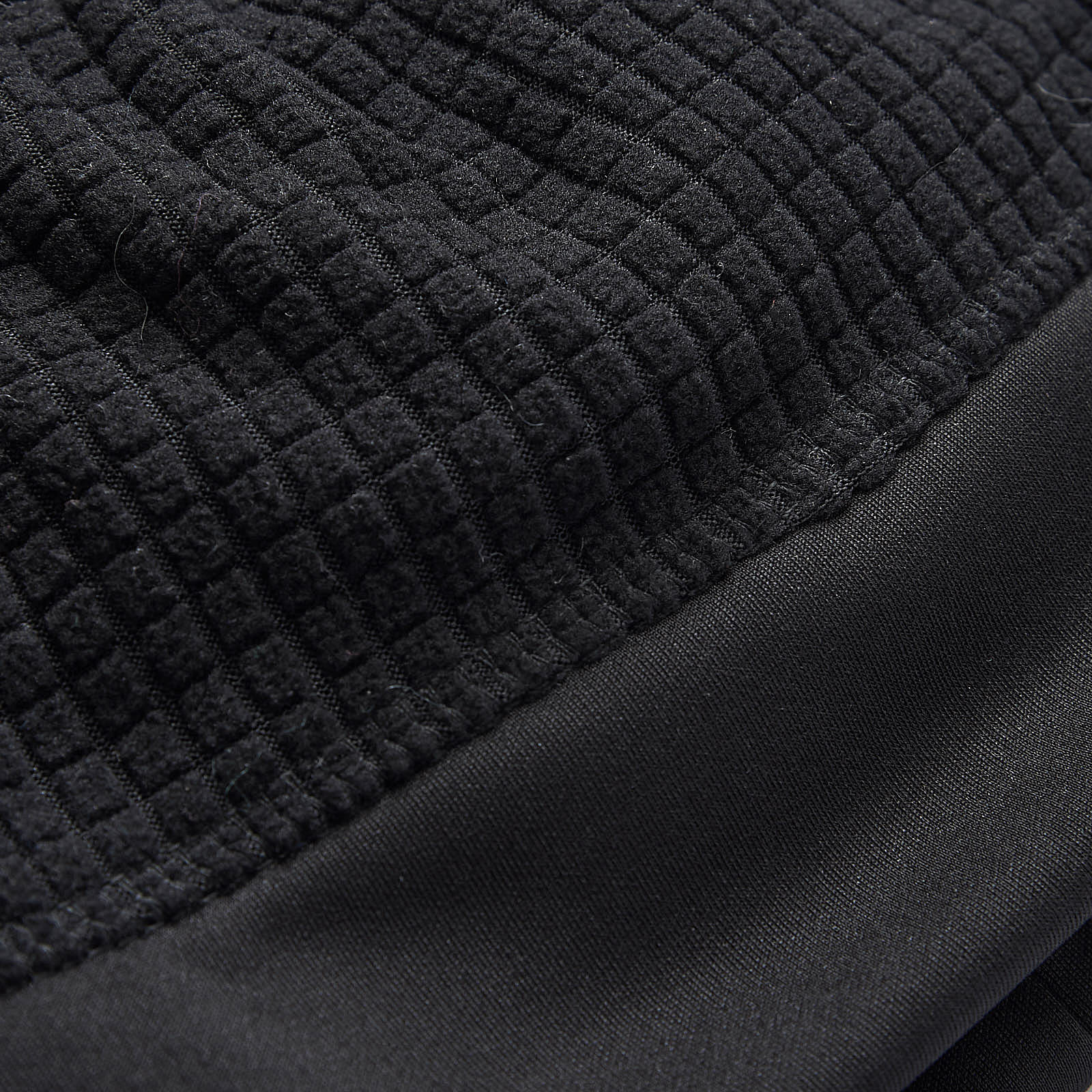 Men's Grid Fleece Beanie