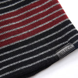 Men's Striped Classic Beanie