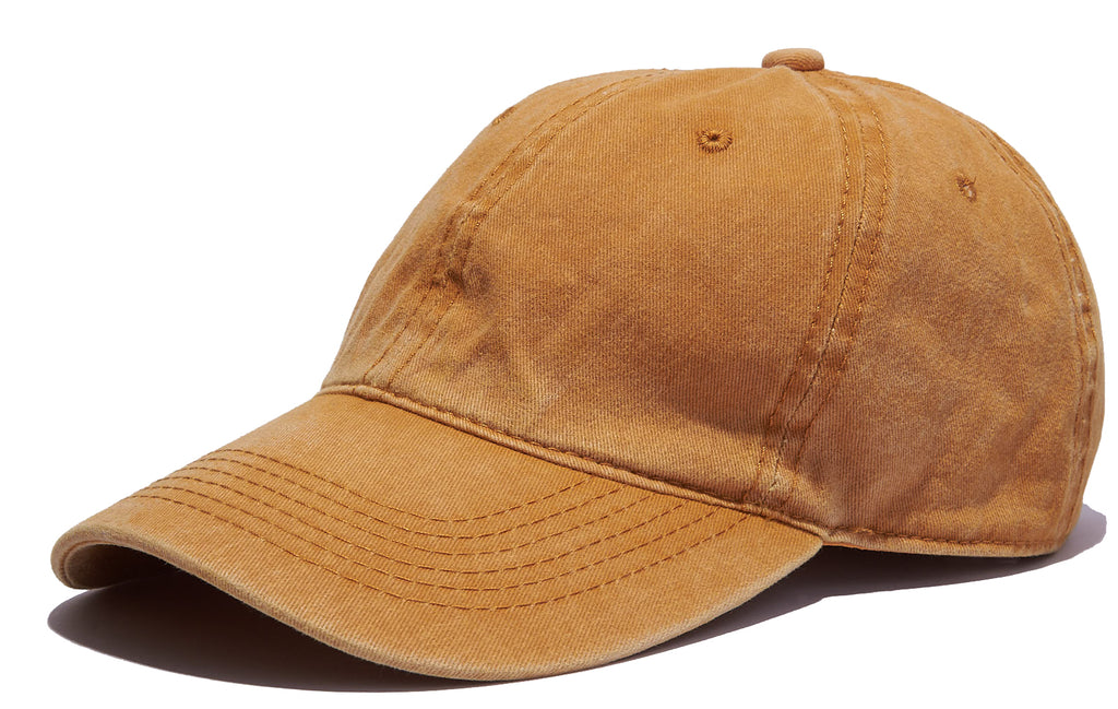 Vintage Wash Adjustable Dad Hat