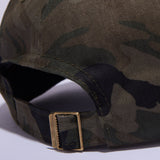 Camouflage Twill Adjustable Dad Hat