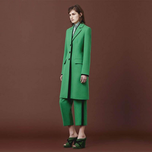 Pant Suits Autumn Elegant Formal