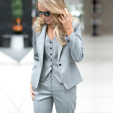 Load image into Gallery viewer, Pant Suits JACKET+PANTS+VEST New Hot Tuxedos