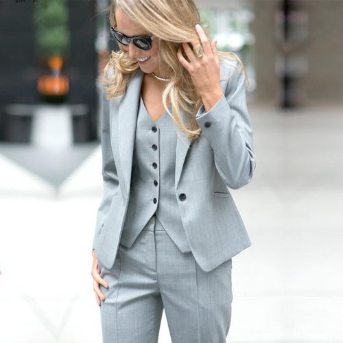 Pant Suits JACKET+PANTS+VEST New Hot Tuxedos