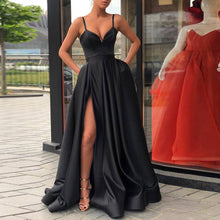 Load image into Gallery viewer, HOT sale A LineEvening Dress