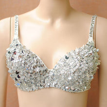 Load image into Gallery viewer, Sparkle Sequins Sexy 2 Piece Set