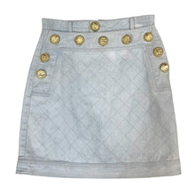 Load image into Gallery viewer, Autumn Retro Denim Skirt