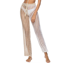 Load image into Gallery viewer, Summer Beach Knitted Hollow Out Pants See