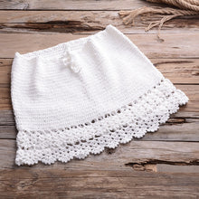Load image into Gallery viewer, Crochet Florens Skirt