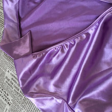 Load image into Gallery viewer, Satin Silk Sexy Two Piece Set
