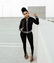 Load image into Gallery viewer, Autumn Winter Two Piece Set Tracksuit