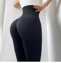 Load image into Gallery viewer, Cloud Hide Yoga Pants High Waist Trainer Sports