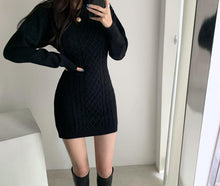 Load image into Gallery viewer, New Autumn Spring Sexy Fashion Causal Dress