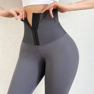 Cloud Hide Yoga Pants High Waist Trainer Sports