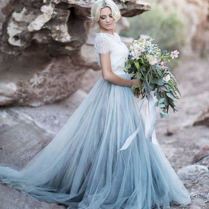 Soft Tulle Skirts