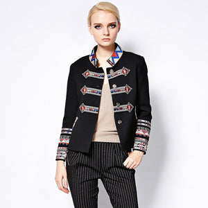 Punk Jackets Gothic Autumn-Winter New Fashion Coat
