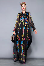 Load image into Gallery viewer, Runway Maxi Dress Plus size