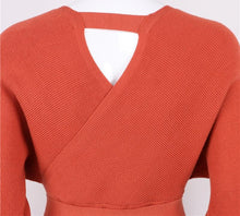 Load image into Gallery viewer, Autumn Winter Long Sleeve Knitted  Dress