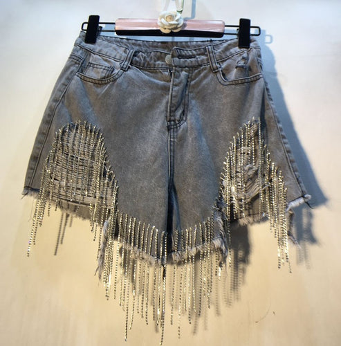 Summer Hot Pants 2019 European Style
