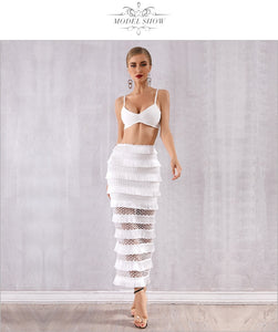 New Summer Bodycon Bandage Sets