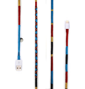 HAPPY-NES - Golda Mae Apple Charging Cable